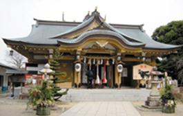 佐井寺伊射奈岐神社