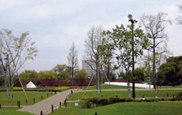 リーニュ・ブランシュの庭