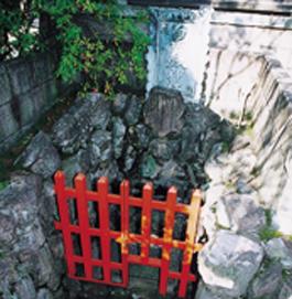 泉殿宮霊泉跡