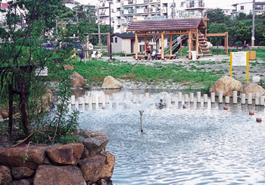 垂水上池公園
