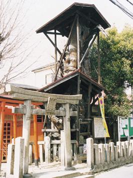 大の木神社(泉殿宮のお旅所)